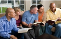 Group Study at Biblical Life College and Seminary